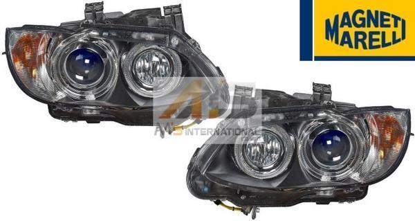 【M's】E92 E93 BMW 3シリーズ 前期(2006y-2010y)MARELLI バイキセノン ヘッドライト(左右)/純正OEM 320i 325i 335i クーペ カブリオレ_画像1
