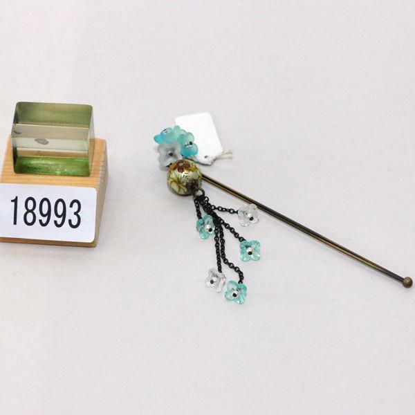 簪 かんざし 揺れる飾り メール便可 新品 (株)安田屋 NO18993_画像1