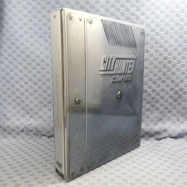 D308●「シティーハンター CITY HUNTER COMPLETE DVD-BOX 完全限定生産」_画像4
