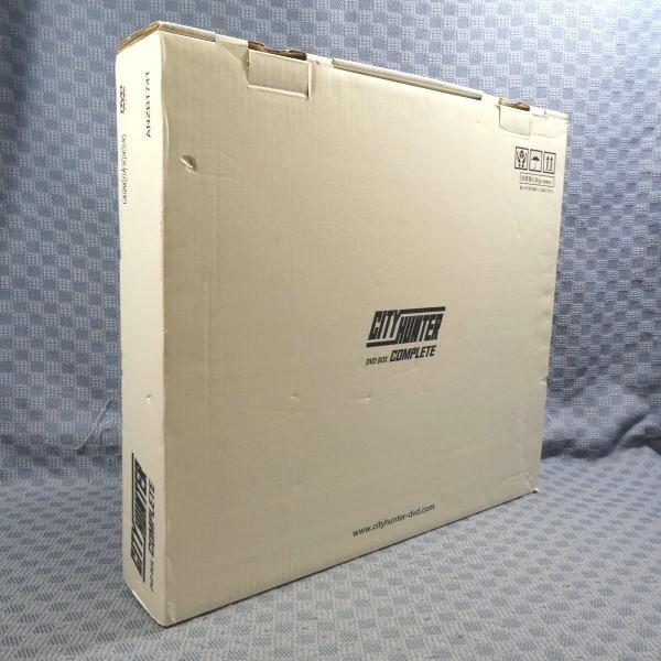 D308●「シティーハンター CITY HUNTER COMPLETE DVD-BOX 完全限定生産」_画像2