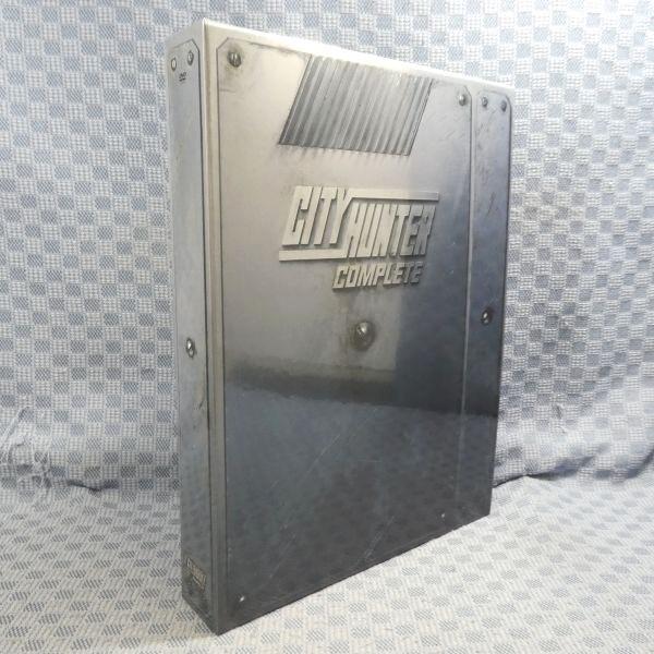 D308●「シティーハンター CITY HUNTER COMPLETE DVD-BOX 完全限定生産」_画像3