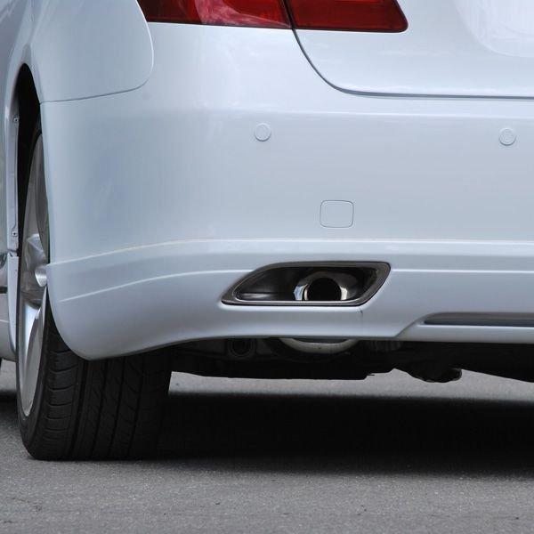 新品!LEXUSレクサスLS460Drago(USF40)用ロッソモデロDragoスポーツマフラー 安心の車検対応品!_画像3