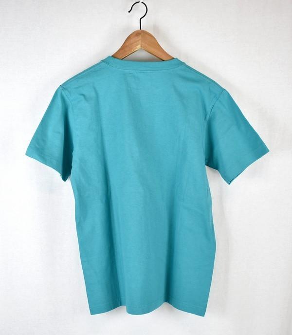 Champion/チャンピオン 19SS 胸ロゴTシャツ C3-M358 サイズ:M カラー:グリーン 19n06_画像2