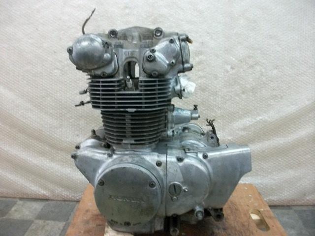 【BST】★ホンダ ドリームCB450K0 クジラ 旧車 CB450E エンジン タイプ2 再生ベース _画像1