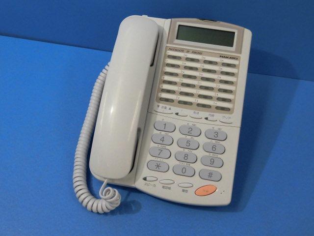 Ω ZZA1 6511◆) 保証有 きれい ナカヨ IP-24N-CT013A SIP電話機 通電確認済 領収書発行可 同梱可_画像1