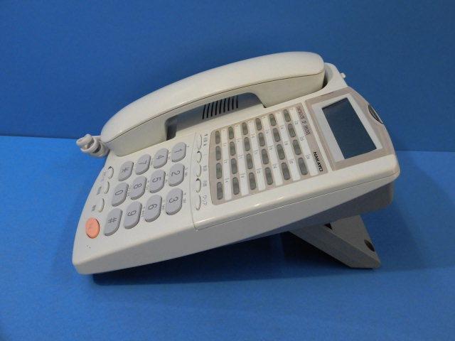 Ω ZZA1 6511◆) 保証有 きれい ナカヨ IP-24N-CT013A SIP電話機 通電確認済 領収書発行可 同梱可_画像3