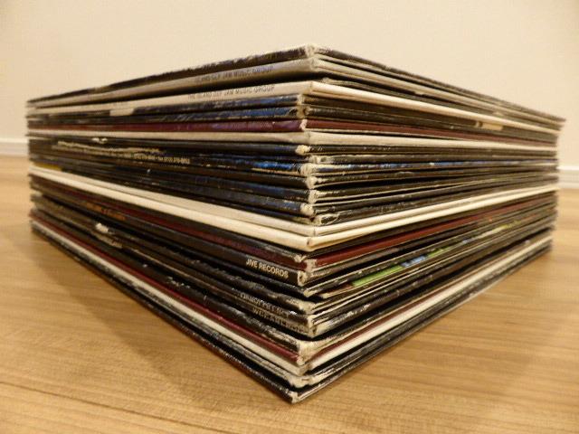 ★☆【現状品】 レコード/LP 30枚 まとめ売り 洋楽 その他 ②☆★_画像4