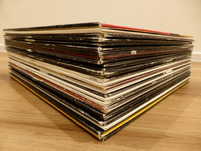 ★☆【現状品】 レコード/LP 30枚 まとめ売り 洋楽 その他 ⑤☆★_画像4