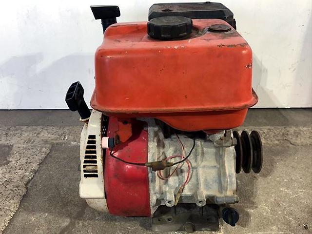 A13h5712 MITSUBISHI 三菱 GM181L 発動機 最大6馬力 ガソリンエンジン【整備済み/動画有】_画像3