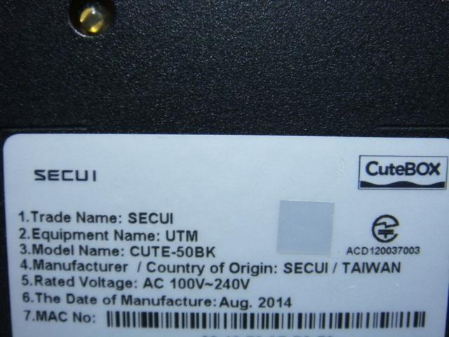 Tripod CuteBOX CUTE-50BK _画像4