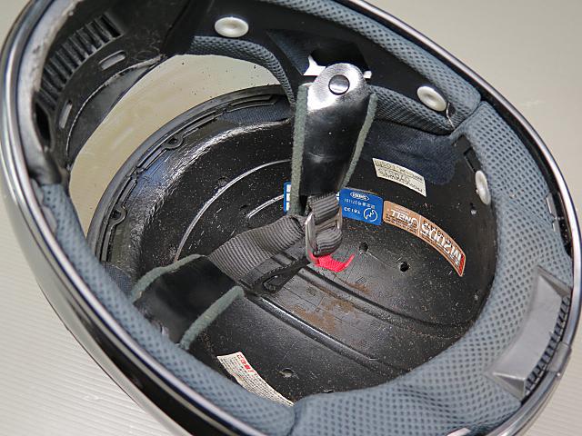 ★SHOEI X-Eleven フルフェイスヘルメット Lサイズ SW2701_画像9