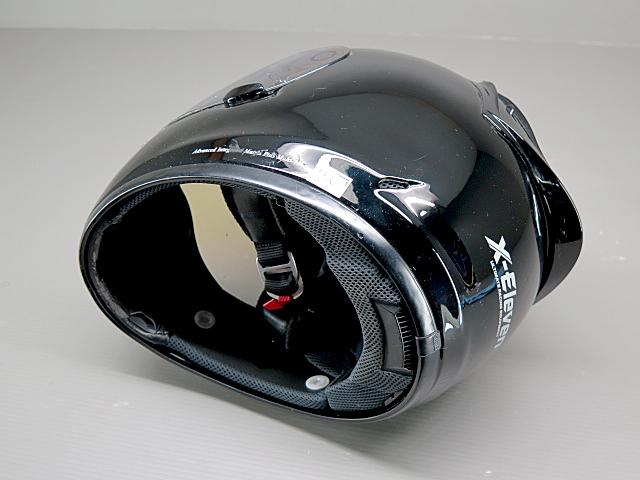 ★SHOEI X-Eleven フルフェイスヘルメット Lサイズ SW2701_画像8