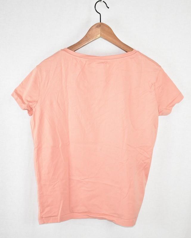 ACNE STUDIOS/アクネストゥディオズ クルーネックTシャツ サイズ:S カラー:ピンク 19n06_画像2