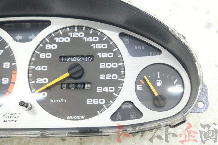 4448236 無限 260km スピードメーター インテグラ タイプR DC2 98SP トラスト企画_画像3