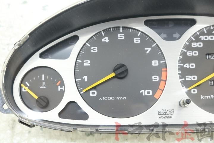 4448236 無限 260km スピードメーター インテグラ タイプR DC2 98SP トラスト企画_画像2