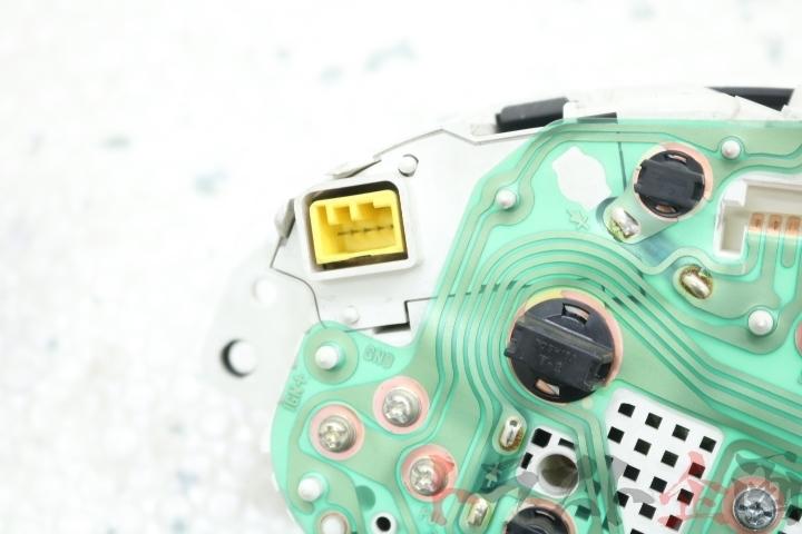 4448236 無限 260km スピードメーター インテグラ タイプR DC2 98SP トラスト企画_画像9