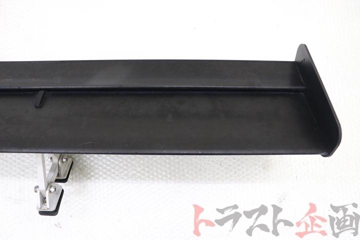 4490110 社外 アルミ GTウイング 汎用 1460mm スカイライン GT-R BNR32 中期 トラスト企画_画像3