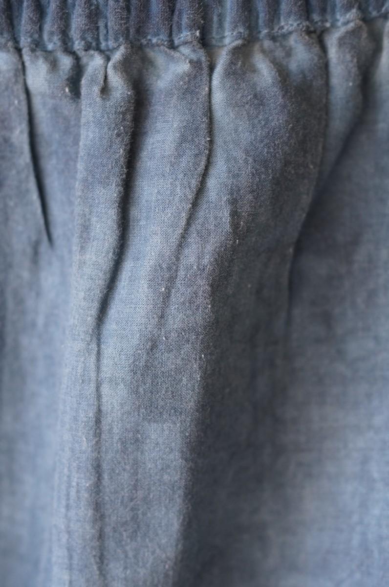 ★送料無料!!ラルフローレン*春夏☆コットン刺繍レーススカート・青XXS* 古着のgplus広島 1906t1 _画像8