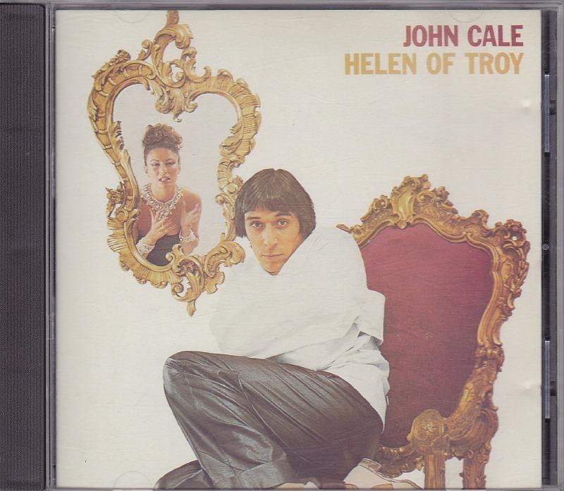 ジョン・ケイル/JOHN CALE - HELEN OF TROY/EU盤/中古CD!! 商品管理番号:40503_画像1