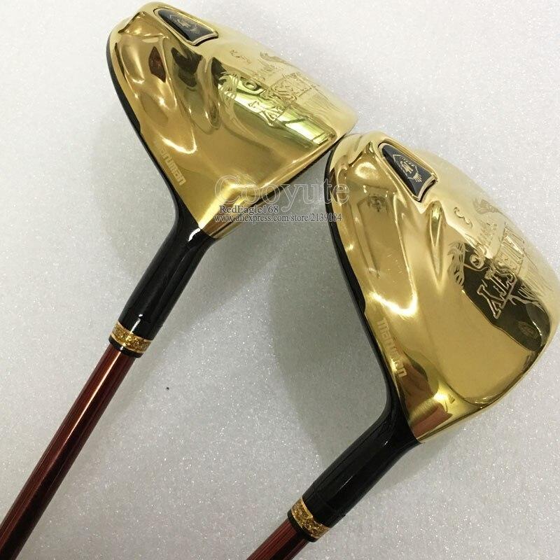 新しいゴルフクラブマルマンマジェスティPRESTIGIO 9ゴルフフェアウェイウッド3/15 5/18ロフトグラファイトゴルフシャフトRまたはSウッドク_画像2