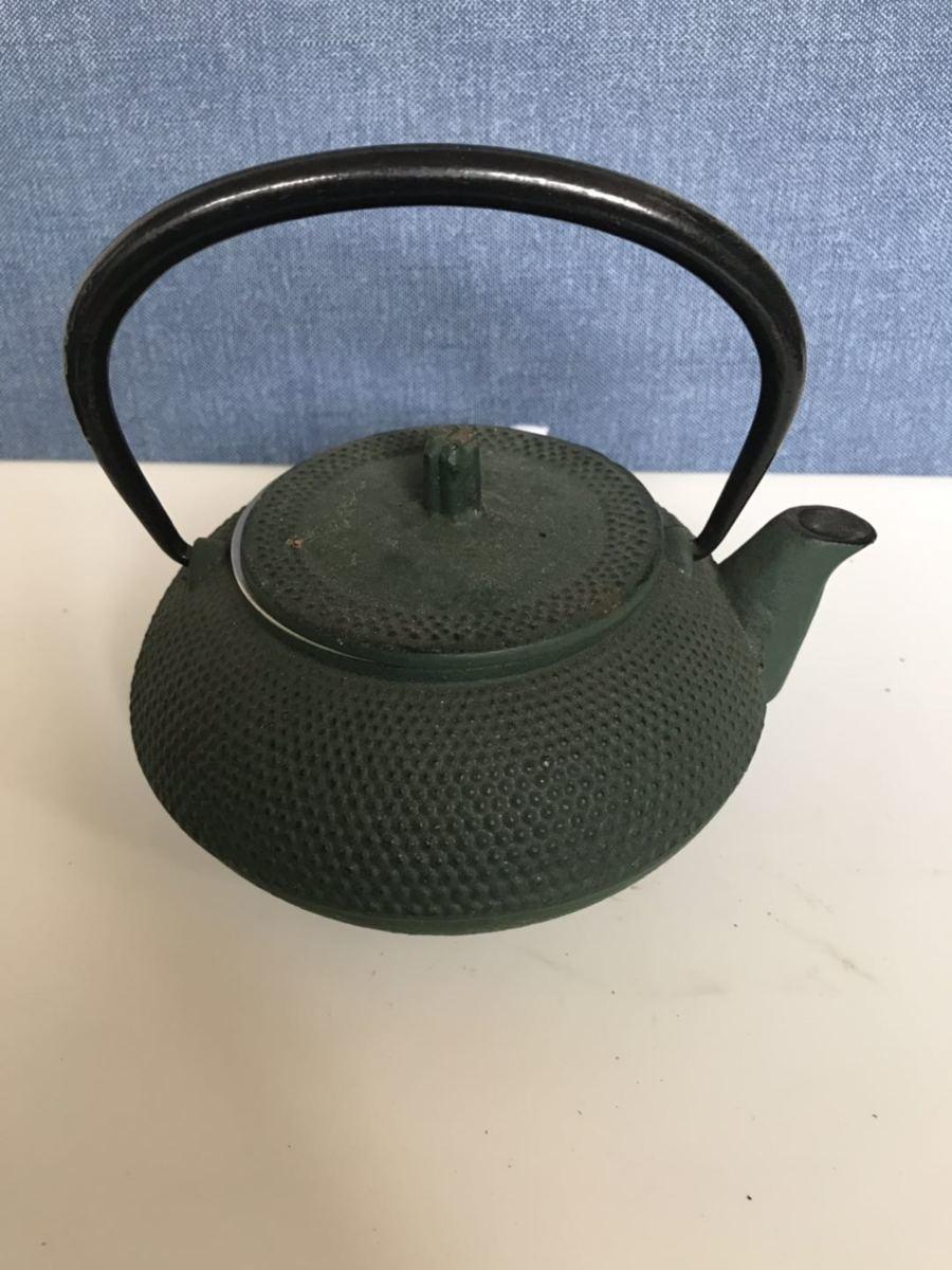 鉄瓶 未使用品 急須 茶道具_画像3