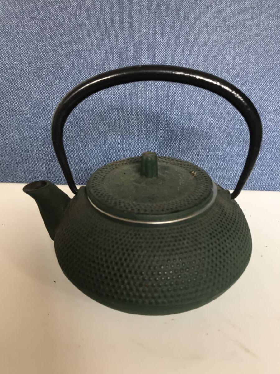 鉄瓶 未使用品 急須 茶道具_画像1