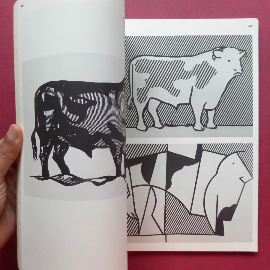 f3洋書図録【Drawing Now:The Museum of Modern Art New York/1976年】ジム・ダイン/ジャスパー・ジョーンズ/トゥオンブリー/ステラ_画像9