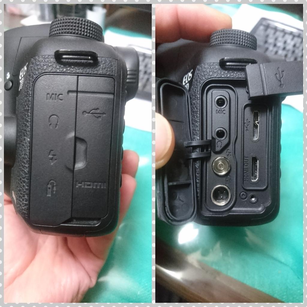 極美品【Canon/キャノン】EOS 7D Mark II (標準ズーム、マクロ、単焦レンズ)セット_画像5