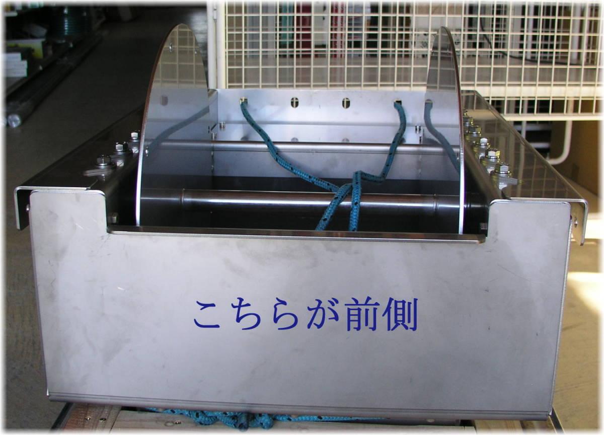 「オートイカリ AI-WVⅠアンカーウインチ 12V/375Wか24V/375W オートウインチ オートアンカー アンカーリール」の画像2