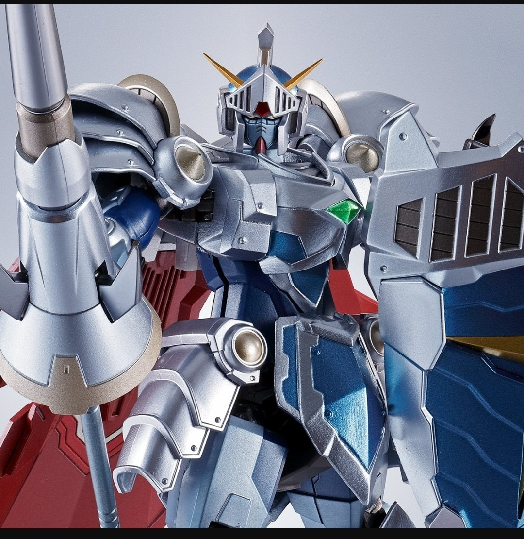 送料無料★魂ウェブ限定★METAL ROBOT魂  騎士ガンダム ラクロアの勇者 メタルロボット魂 ナイトガンダム 新品未開封 プレミアムバンダイ