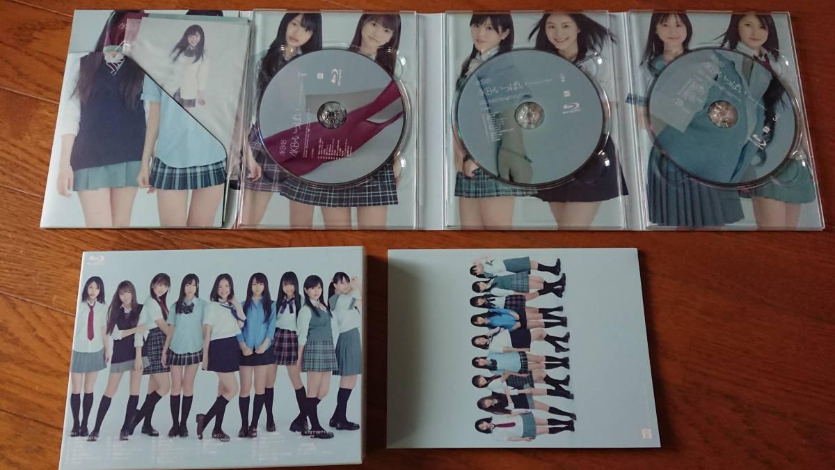 AKB48ミュージックビデオ集/AKBがいっぱい/あの頃がいっぱい/ミリオンがいっぱい Blu-ray BOXセット_画像2