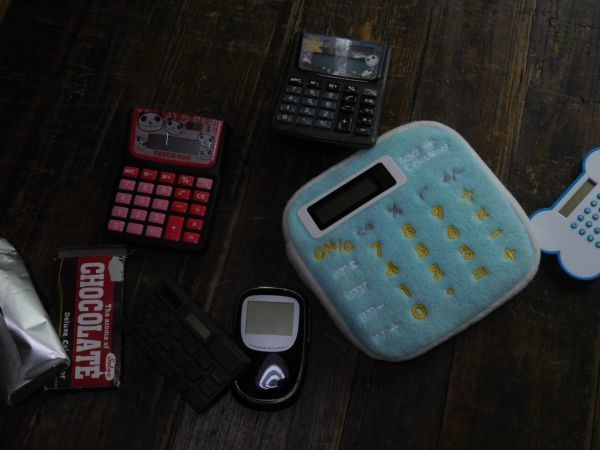 Unusual calculator collectively we have 6 Quai operations.