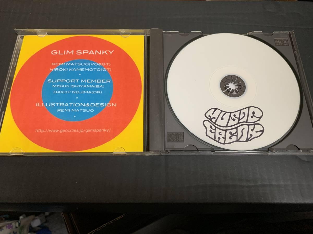 GLIM SPANKY グリムスパンキー 自主制作盤「MUSIC FREAK」入手困難_画像2