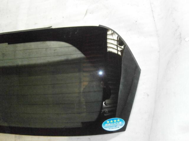 日産 ノート E12 純正 バックドアガラス リアガラス リアドアガラス ガラス_画像3