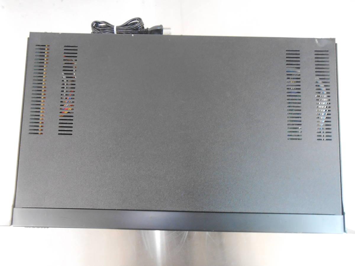 【TASCAM/タスカム】業務用 CDカセットレコーダー CC-222 (ジャンク)_画像6