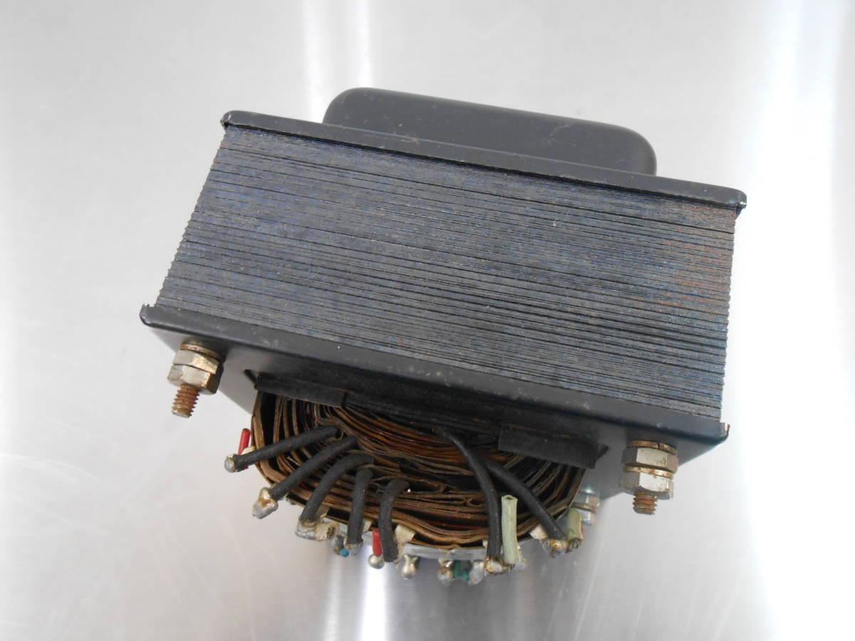 【SANSUI/山水】真空管アンプ用 電源トランス PT-120_画像5