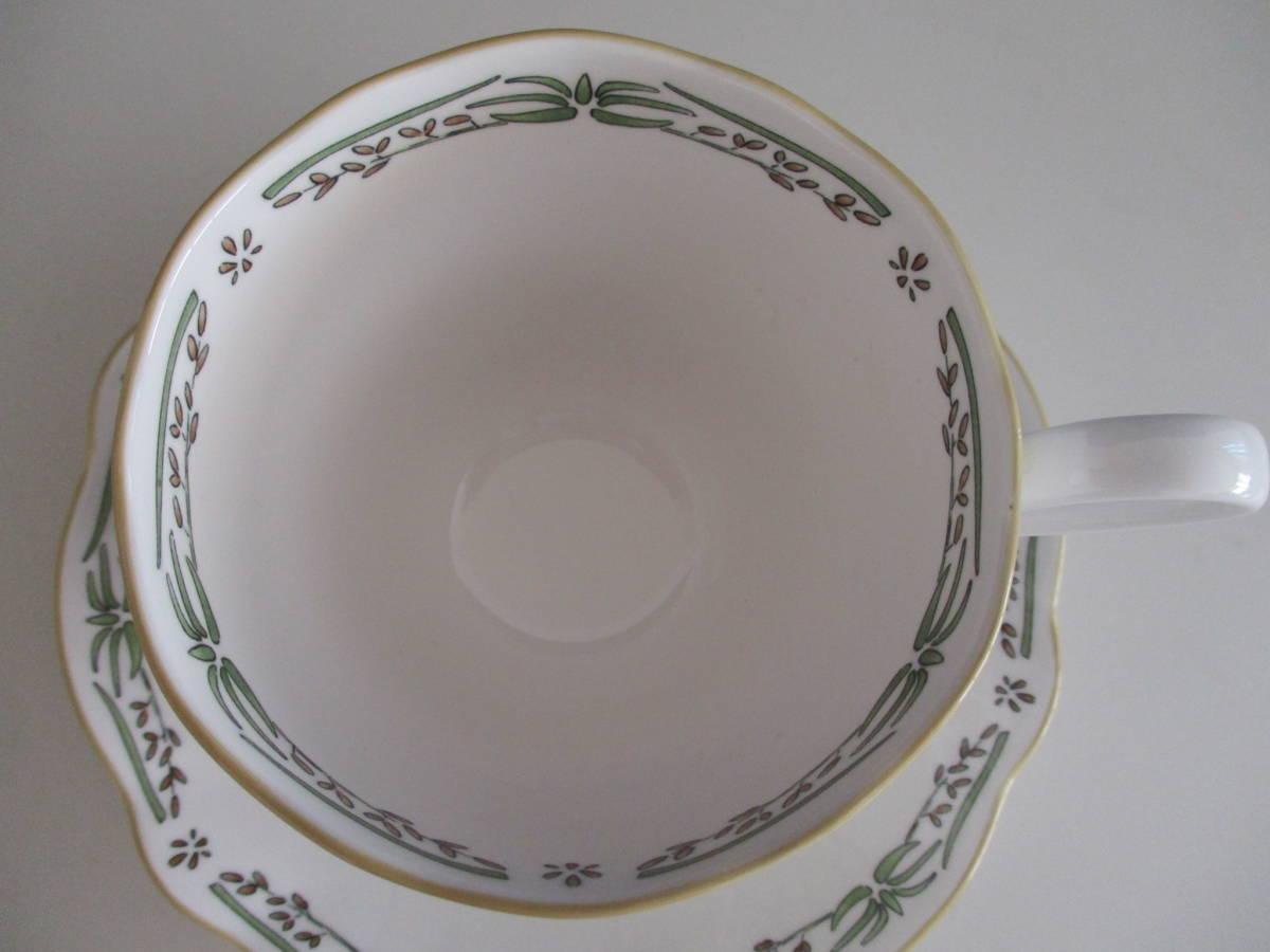 未使用品 Noritake となりのトトロ 碗皿ペア ティーカップ ソーサ マグカップ 箱付き ns_画像6