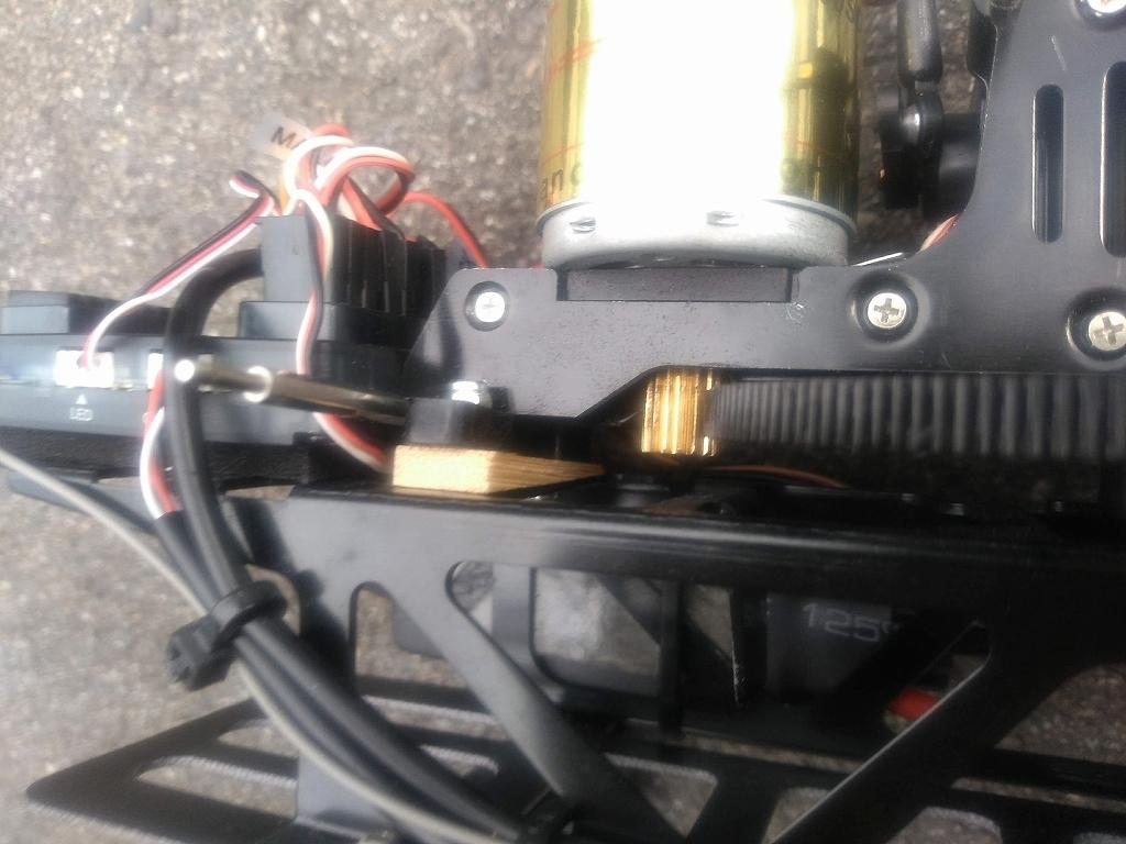 ワルケラ WALKERA G400(GPS付)DEVO7付 セット ジャンク_画像6