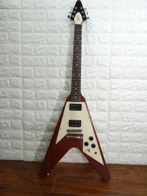Gibson 2005年◆FLYING V◆フライングV  爆音で程度良好な一本です!_画像3