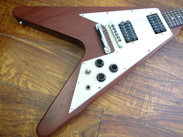 Gibson 2005年◆FLYING V◆フライングV  爆音で程度良好な一本です!_画像8