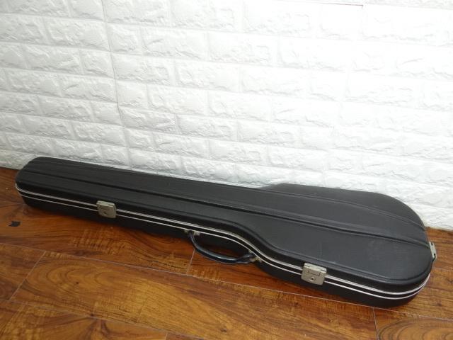 ワンオーナー!Hofner ヘフナー ビンテージ◆1/500 ViolinBass◆バーブレードピックアップ オリジナルハードケース_画像4