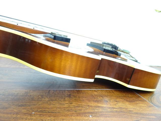 ワンオーナー!Hofner ヘフナー ビンテージ◆1/500 ViolinBass◆バーブレードピックアップ オリジナルハードケース_画像5