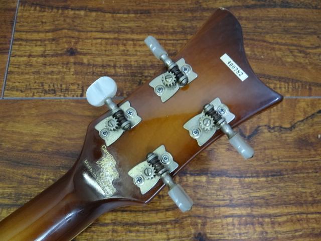 ワンオーナー!Hofner ヘフナー ビンテージ◆1/500 ViolinBass◆バーブレードピックアップ オリジナルハードケース_画像7