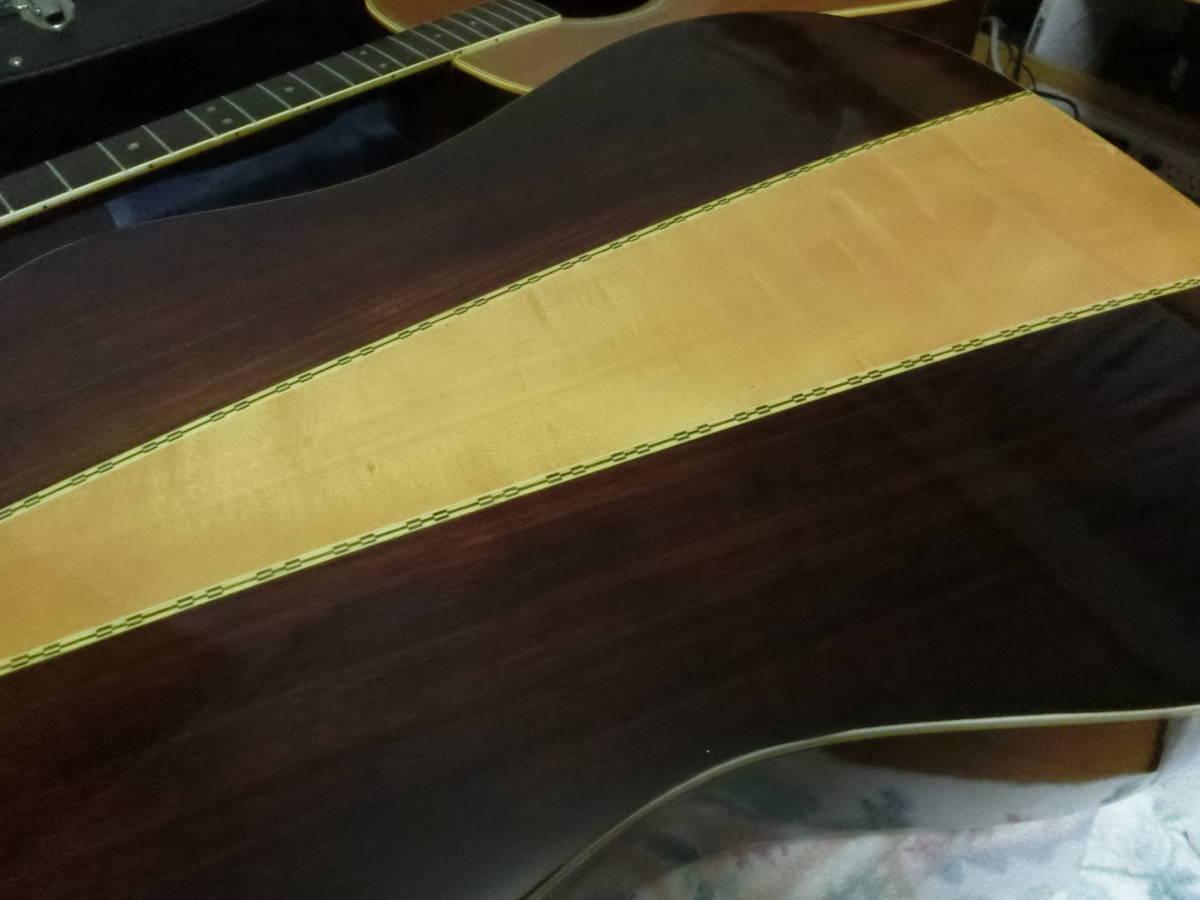 木曽SUZUKI KISOSUZUKI ギター W-200ジャパンビンテージ_画像2