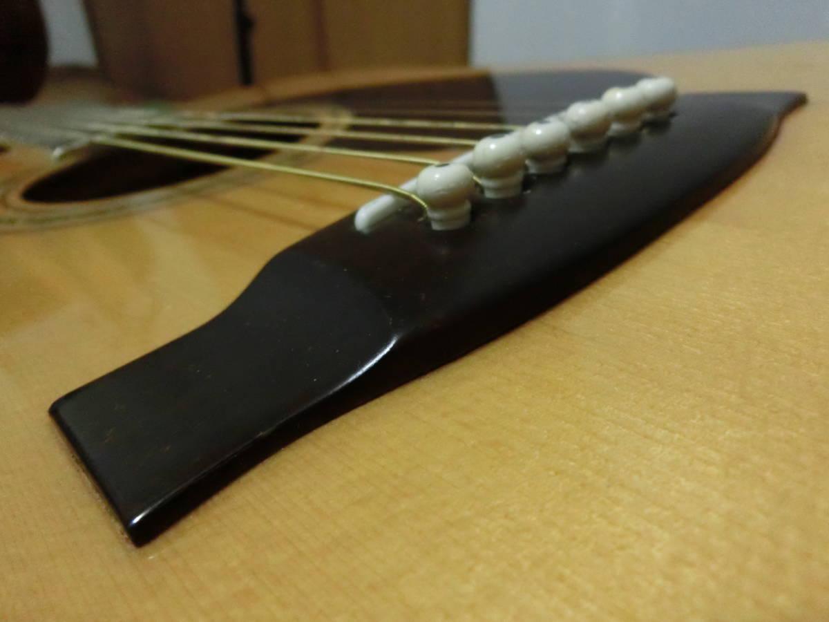 木曽SUZUKI KISOSUZUKI ギター W-200ジャパンビンテージ_画像6