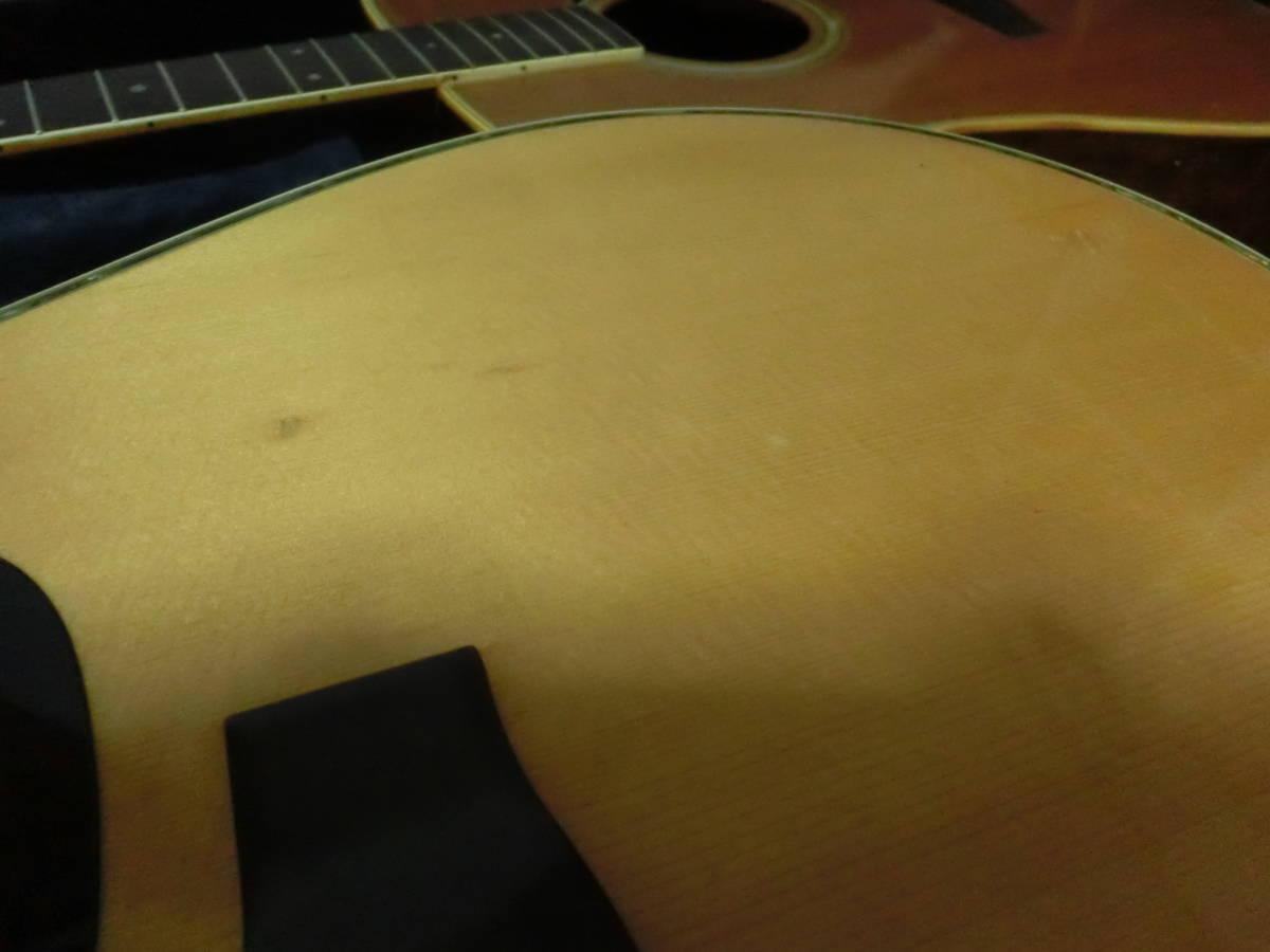木曽SUZUKI KISOSUZUKI ギター W-200ジャパンビンテージ_画像10