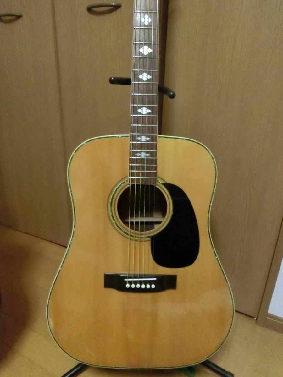 木曽SUZUKI KISOSUZUKI ギター W-200ジャパンビンテージ