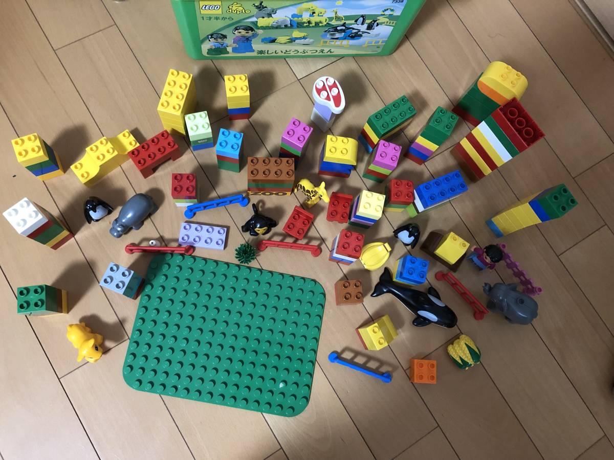 レゴ デュプロ LEGO ブロック 楽しい動物園_画像2