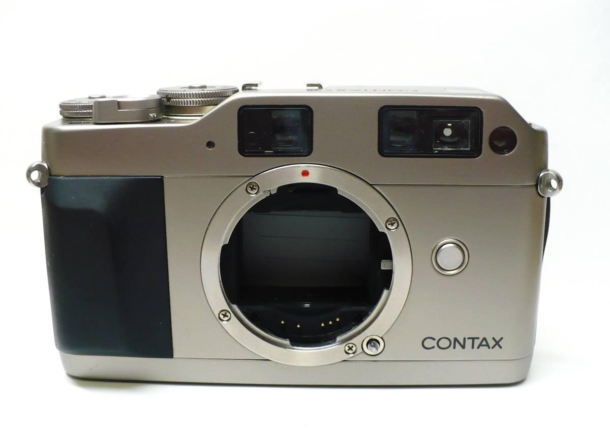 ★CONTAX(コンタックス)◆ G1 ◆ボディ●_画像2