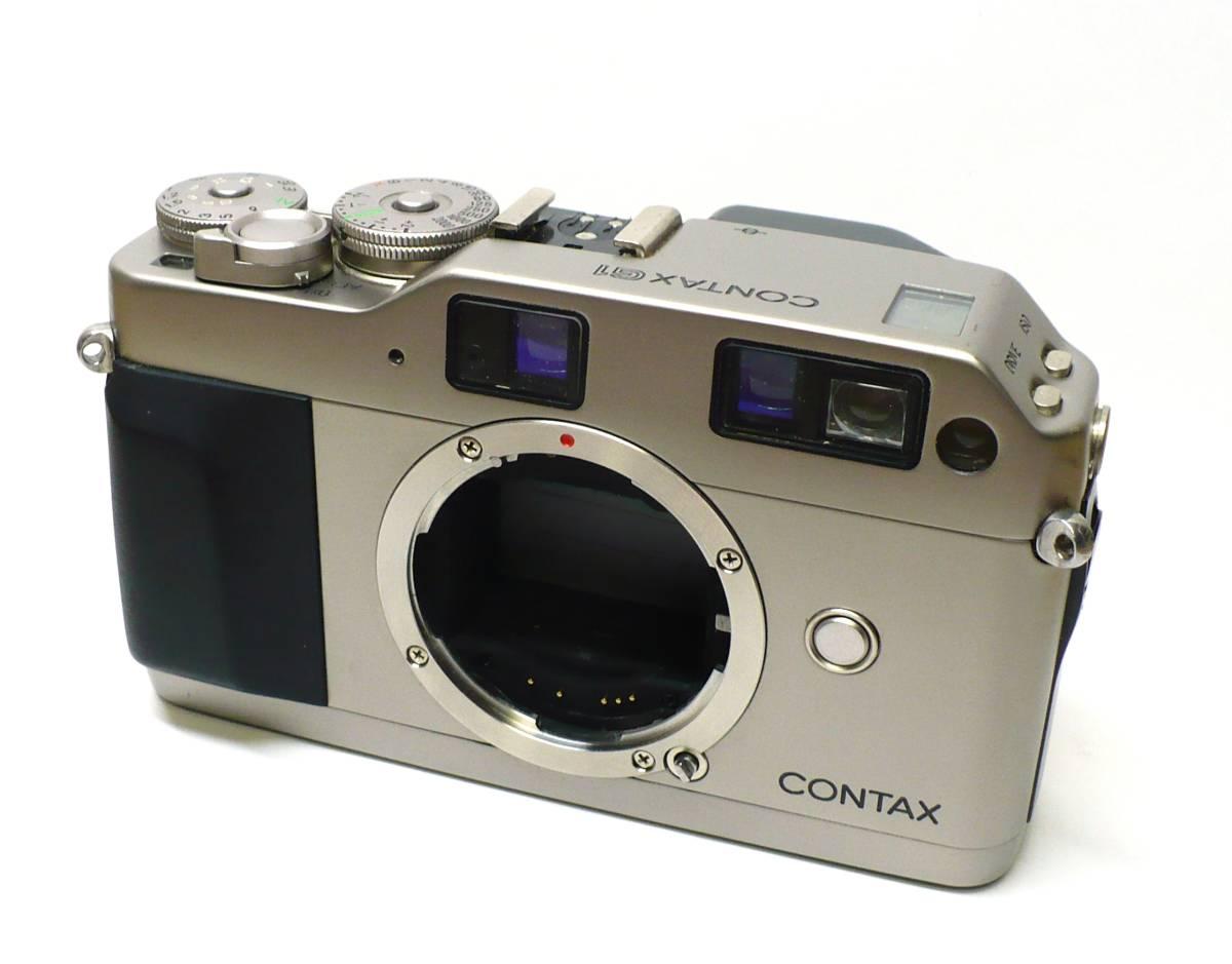 ★CONTAX(コンタックス)◆ G1 ◆ボディ●
